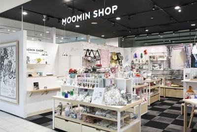 ムーミンショップの名古屋店のイメージ画像