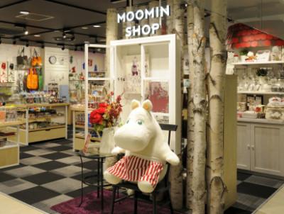 ムーミンショップの大阪店のイメージ画像