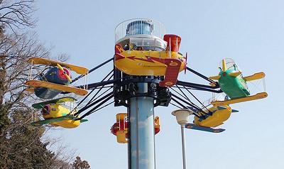 遊園地、日本一、ウルトラ、レトロ、安い、るなぱあく、ひこうとうの画像