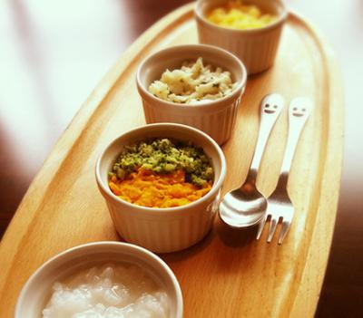 北海道リゾートホテル、大満足、離乳食の画像