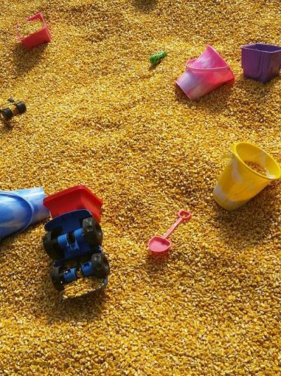 抗菌、すなば、砂場の画像