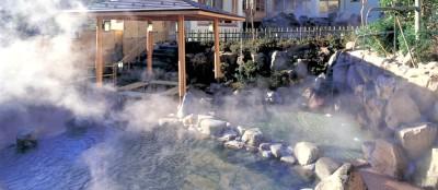 日帰り温浴施設、箱根小涌園 ユネッサンの写真