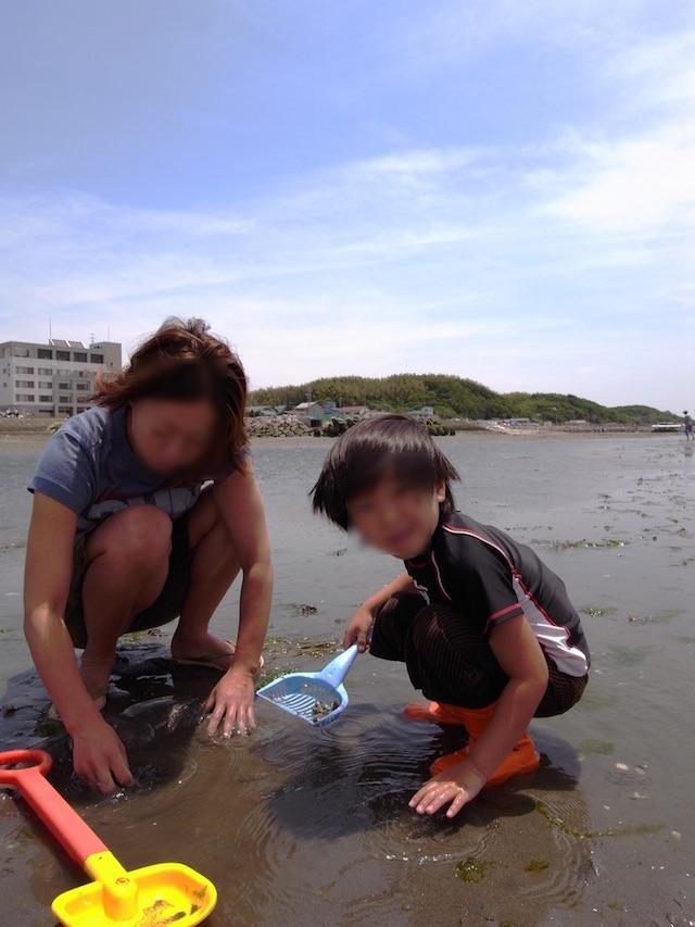 潮干狩りでおすすめな千葉県木更津市のイメージ画像02