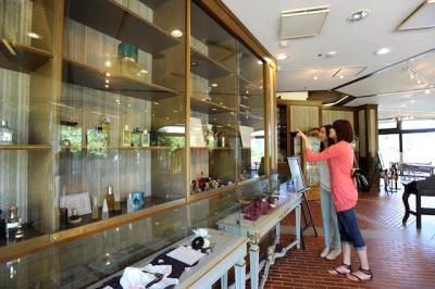 ハーブ園のある神戸には見学施設がいっぱいのイメージ画像