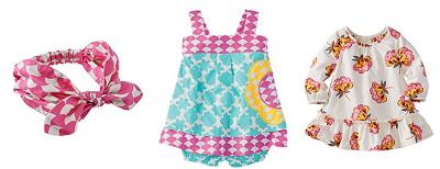 子供服ブランド人気女の子の服の画像