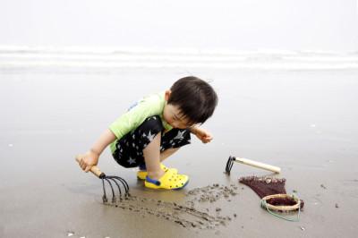 愛知県三河地区の潮干狩りイメージ画像03