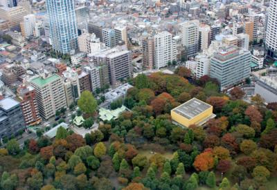 東京・新宿の遊び場新宿中公園の画像01