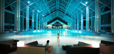 星野リゾート・トマムの雲海テラスやインドアも楽しめるイメージ画像
