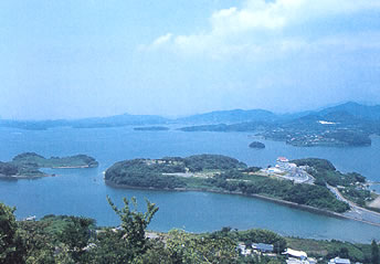 長崎潮干狩り大崎自然公園の画像