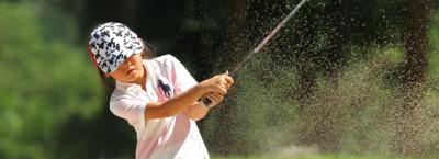 ヨネックスジュニアゴルフアカデミーの画像