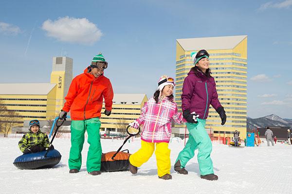 おすすめスキー場ファミリーappiの画像