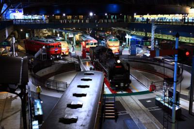 のりものの博物館の定番鉄道博物館のイメージ画像