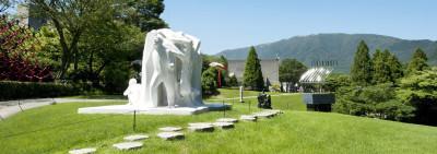 神奈川県の美術館_箱根彫刻の森美術館