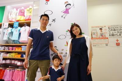 キッズコーデ(コーディネート)はこう考えて!専門家が子供服選びの基本をズバリ指南!|ユニクロ|ファッション