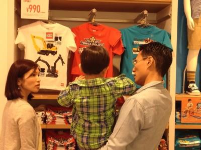キッズコーデ(コーディネート)はこう考えて!専門家が子供服選びの基本をズバリ指南!|ユニクロ|ファッション|親子コーデ