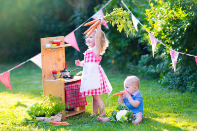 手遊び歌「やさいのうた」で子連れでおでかけのイメージ画像
