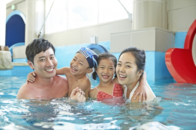 室内プール東京のイメージ画像