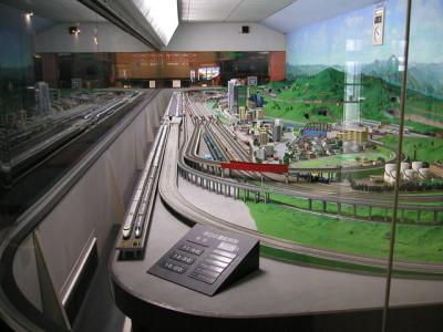 のりものの博物館の定番原鉄道模型博物館のイメージ画像