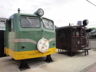 鉄道博物館展示車両