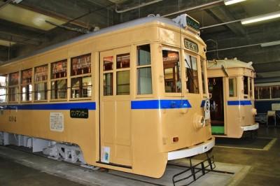 のりものの博物館の定番横浜市電保存館のイメージ画像