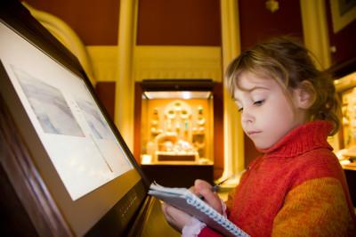 長野市立博物館に子どもとおでかけのイメージ画像