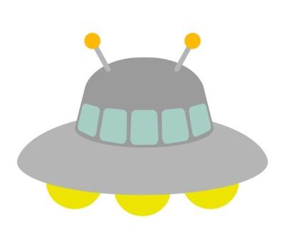 手遊び歌「UFOがとんできた」で子連れでおでかけのイメージ画像