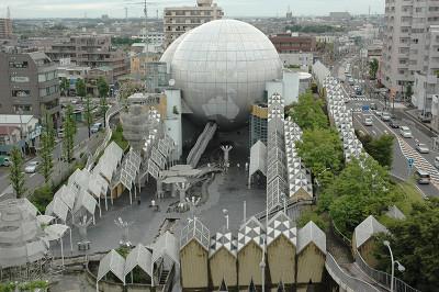 神奈川のプラネタリウム藤沢市湘南台文化センター
