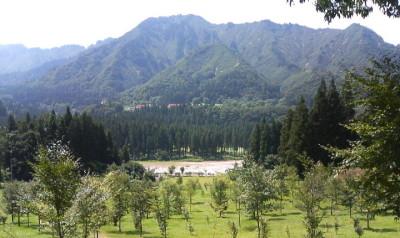 滝谷森林公園の画像