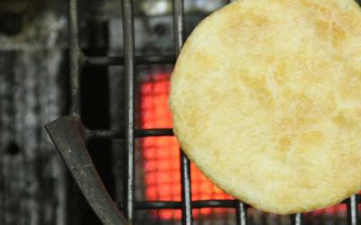 好奇心、工場見学、埼玉、焼き煎餅の画像