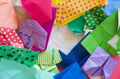 折り紙の折り方、春爛漫、折り紙の画像