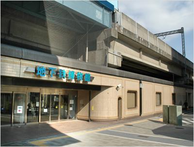 東京の地下鉄博物館の画像01