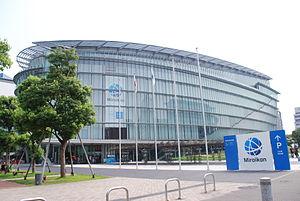 科学館東京日本科学未来館の画像