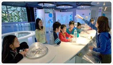 水の科学館の画像