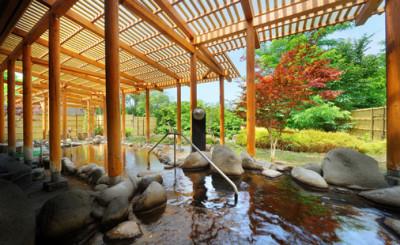 十勝幕別温泉グランヴィリオホテル温泉の画像