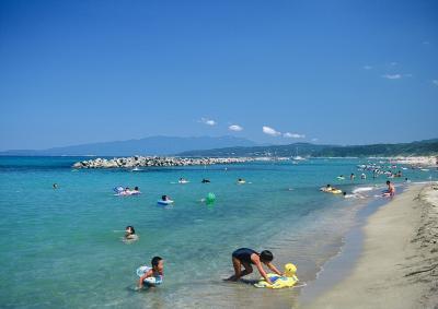 素浜キャンプ場の画像
