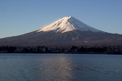 国内の世界遺産、富士山の画像