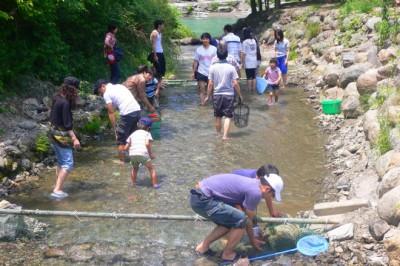 長瀞の観光でおすすめのアクティビティといえばオートキャンプの画像