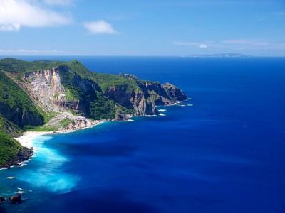 国内の世界遺産、小笠原諸島の画像