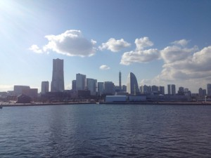 横浜ベイエリアの画像