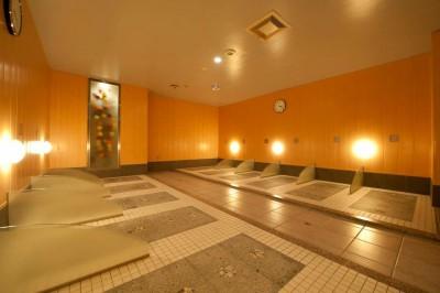 阿佐ヶ谷にシッターサービスのある岩盤浴「東京岩盤浴」の店内画像
