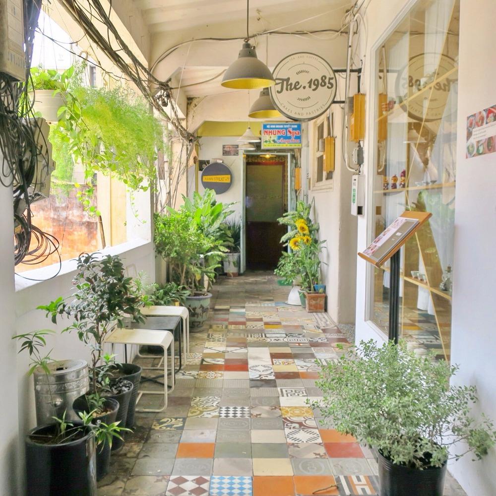 東洋のパリでカフェ巡り!足元までカワイイ♡よくばりホーチミン3日間