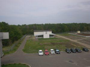 平成26年度 漁川浄水場 排水棟耐震補強工事
