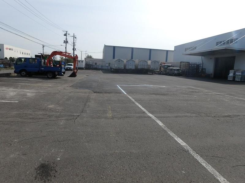 北海道北港運輸株式会社 構内修繕工事