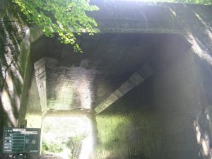 オサワ信号場構内第3ヌタポマイ沢B修繕