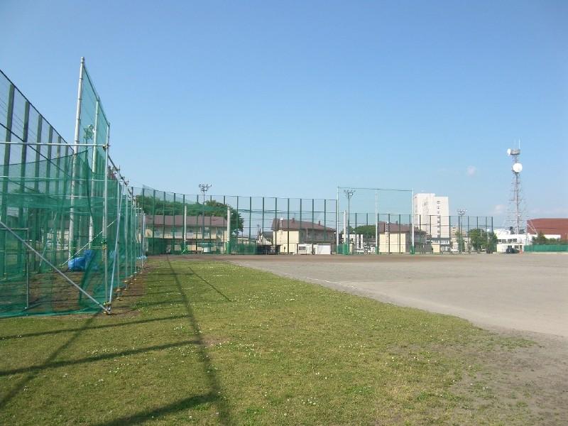 北海道千歳高等学校改築外構工事