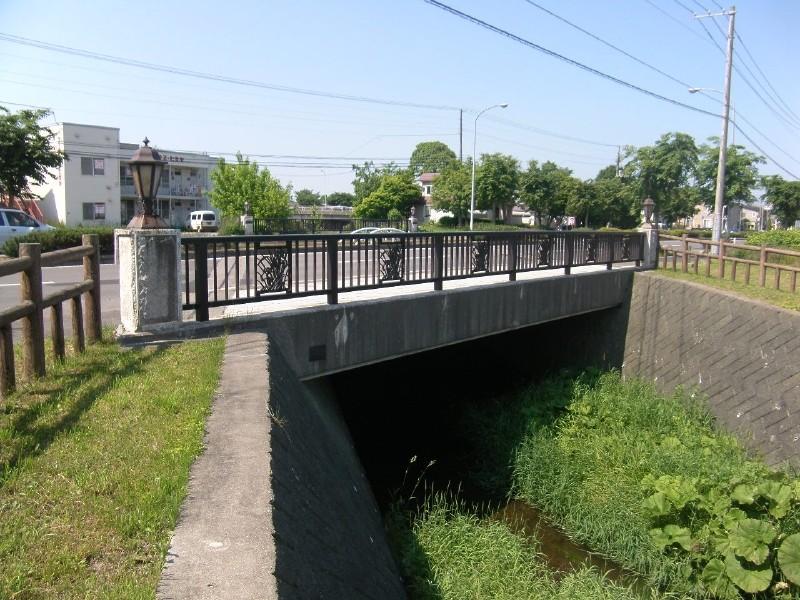 第3ママチ橋架替工事