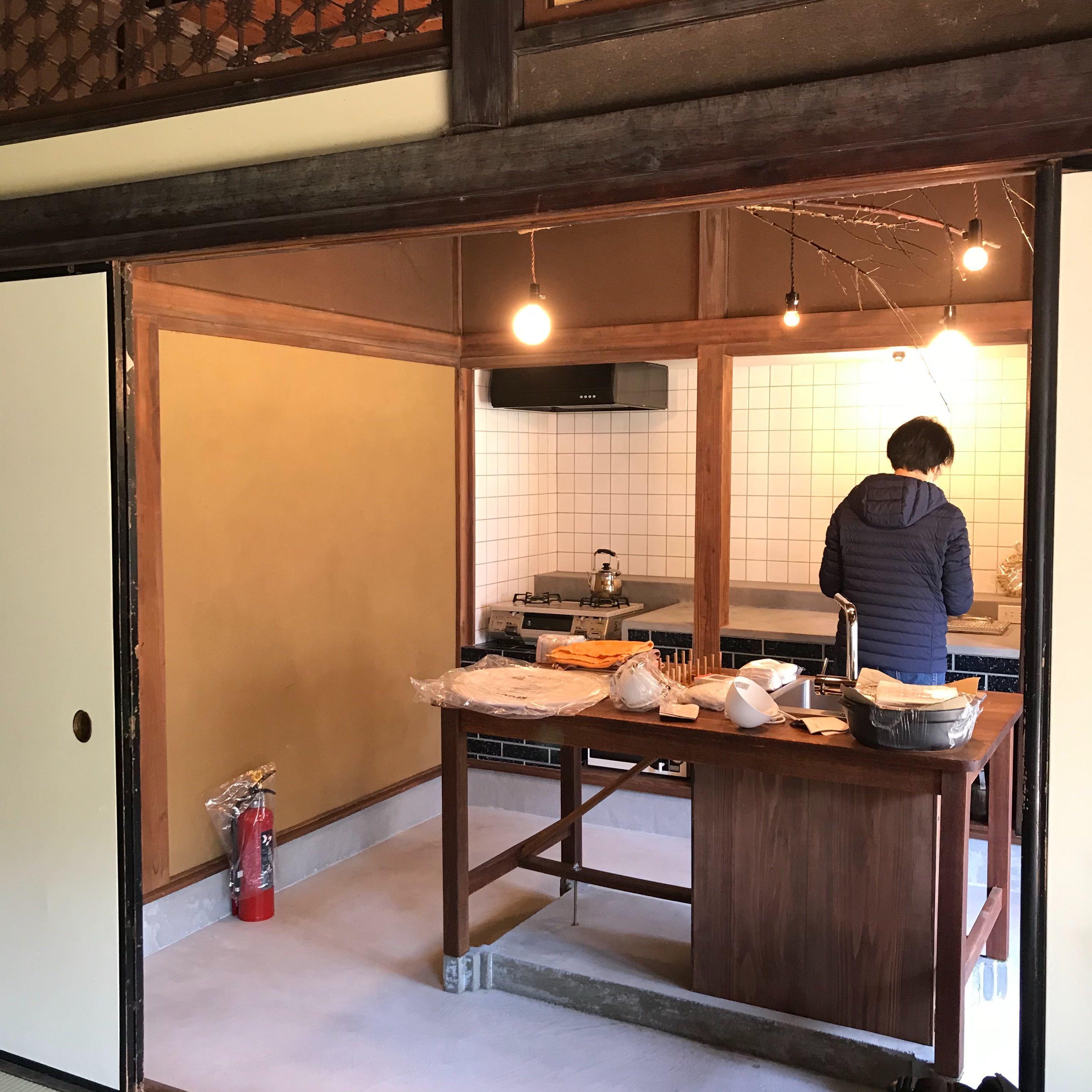 【開業運営サポート】4月4日オープン、平野邸レポートその2
