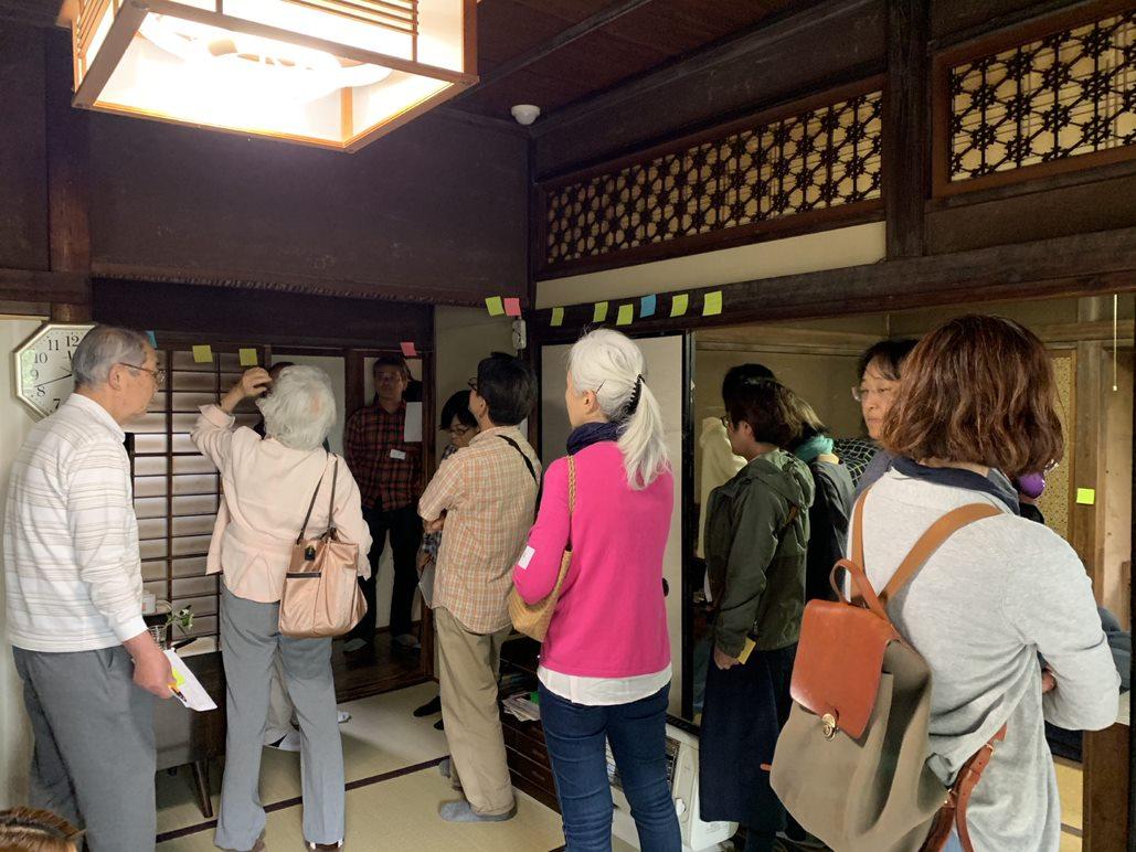 平野邸にまつわる歴史