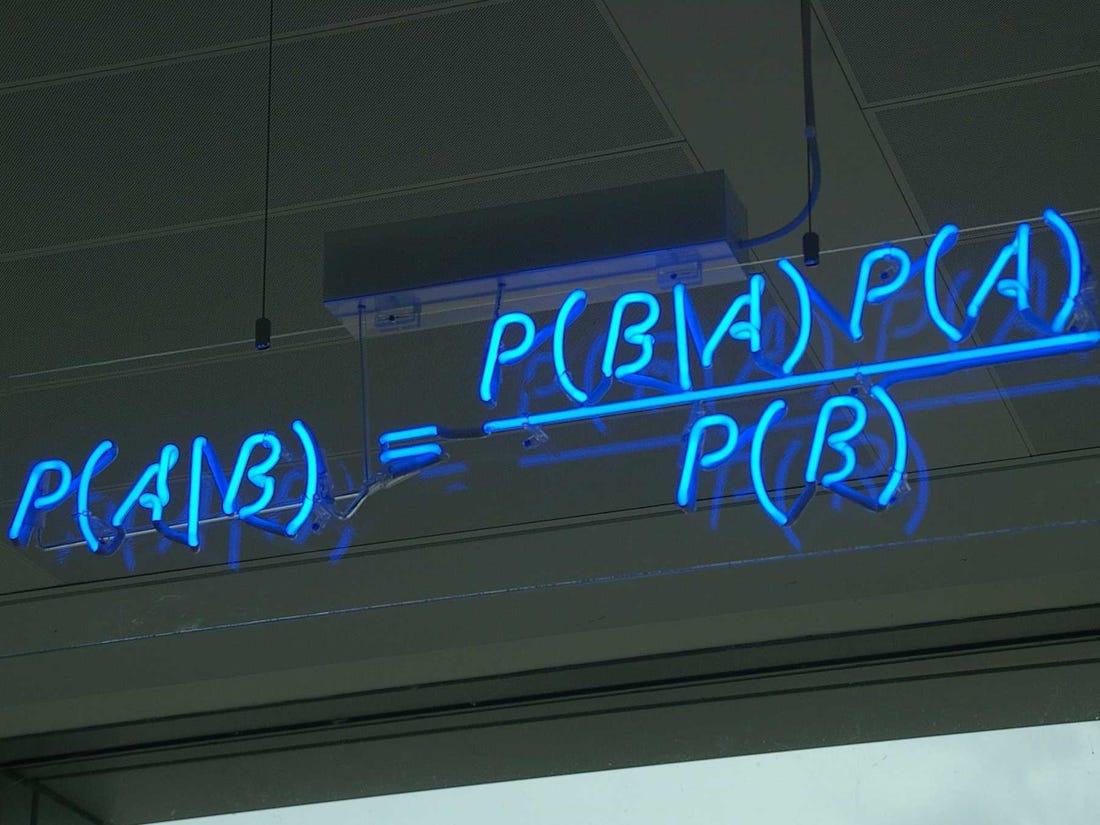 あの病気にかかる確率は? ベイズの定理