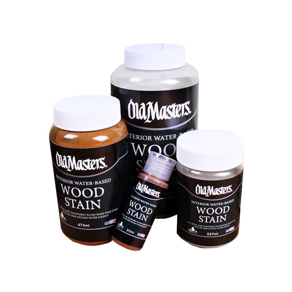 올드마스터 우드 스테인 가구용스테인 1QT (약 1L)